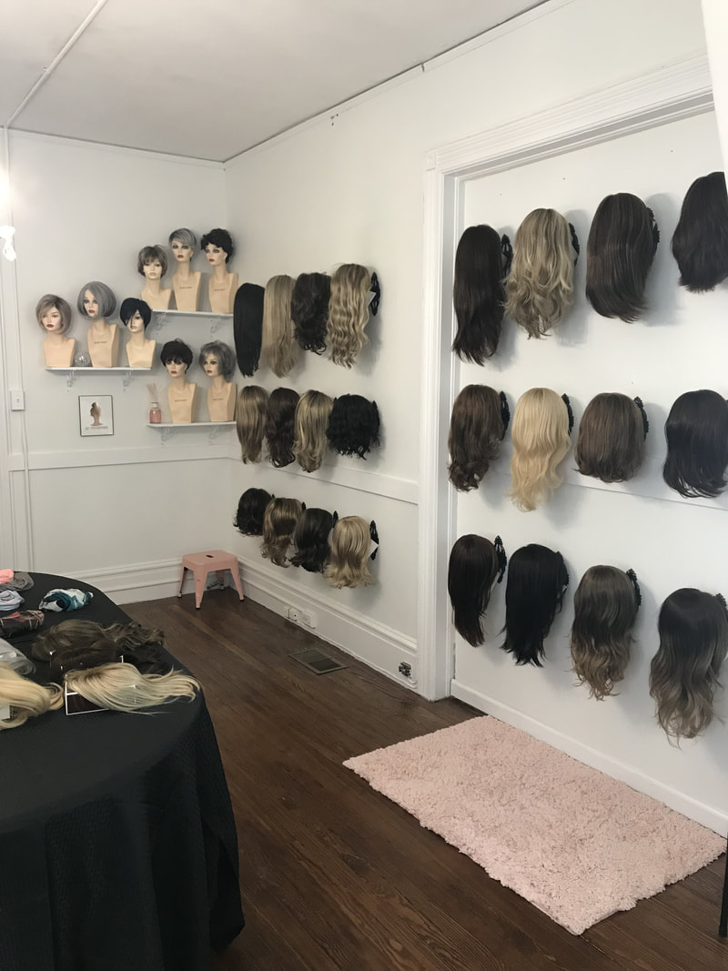 Wigs Fairfield County